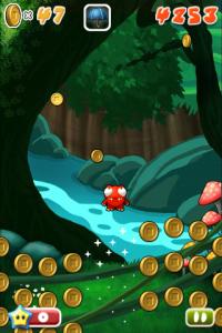 Immagine del gioco Mega Jump per iPhone