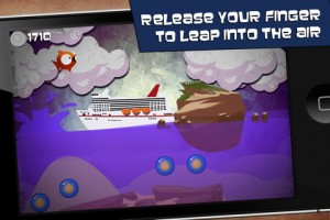 Immagine del gioco Mighty Fin per iPhone