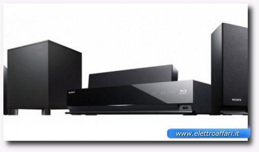 Immagine del Sony BDV-E370