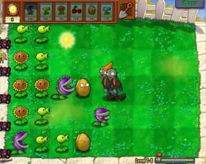 Immagine del gioco Piante contro Zombi per iPhone