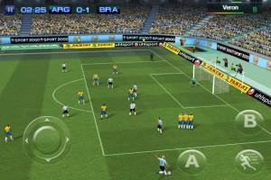 Immagine del gioco Real Football 2012 per iPhone