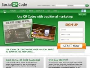 Immagine del terzo servizio online per creare codici QR