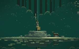 Immagine del gioco Superbrothers: Sword & Sworcery EP per iPhone