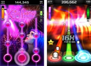 Immagine del gioco Tap Tap Revenge 4 per iPhone