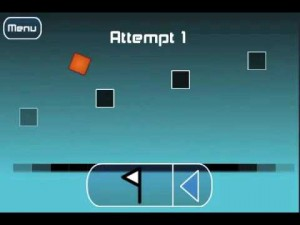 Immagine del gioco The Impossible Game per iPhone