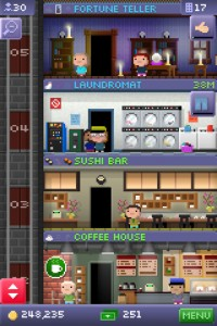 Immagine del gioco Tiny Tower per iPhone