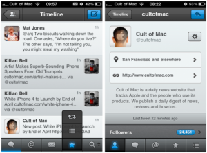 Tweetbot per iPhone