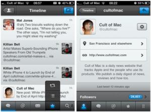 Tweetbot per iPhone