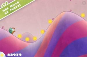 Immagine del gioco Tiny Wings per iPhone
