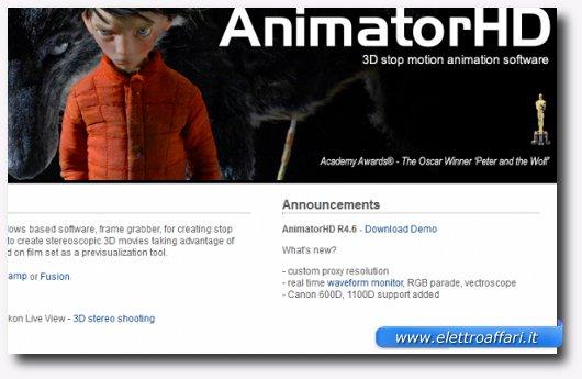 I migliori programmi per creare animazioni d su
