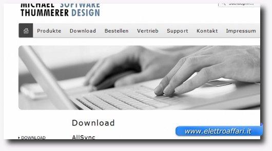 Immagine del programma AllDup