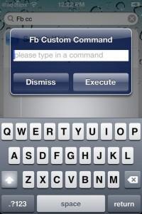 Immagine dell'applicazione Fbspot per Cydia