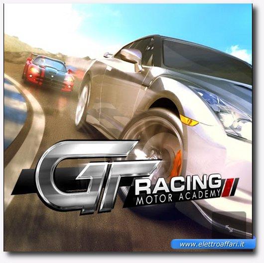 Immagine del gioco GT Racing Motor Academy per Google+