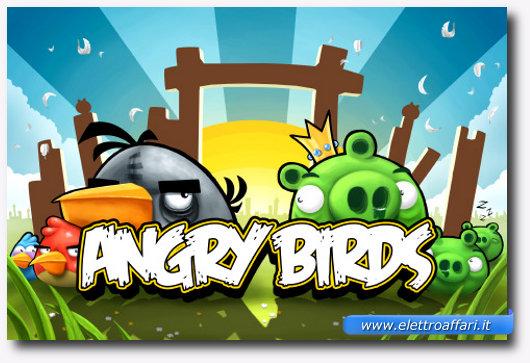 Immagine del gioco Angry Birds per Google+