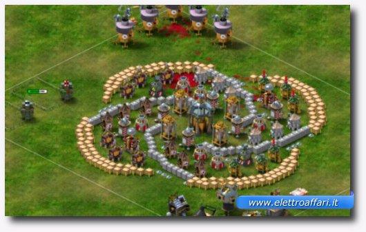 Immagine del gioco Backyard Monsters per Google+
