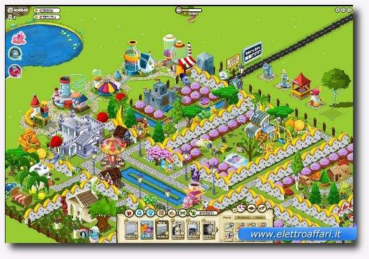 Immagine del gioco Monster World per Google+