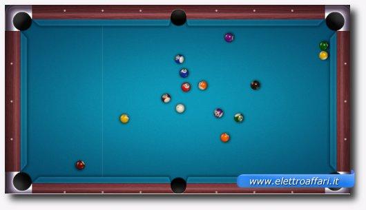 Immagine del gioco Eight Ball Multiplayer Pool per Google+