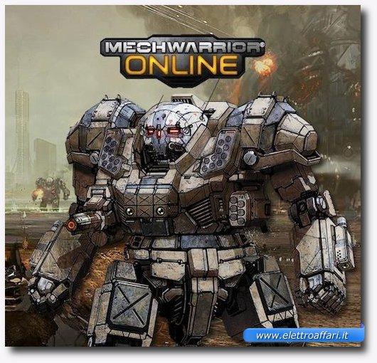 Immagine del gioco MechWarrior Online