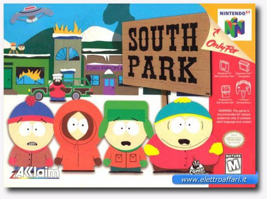 Immagine del gioco South Park: The Game