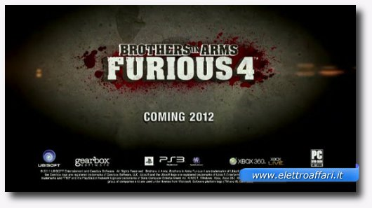 Immagine del gioco Brothers in Arms: Furious 4