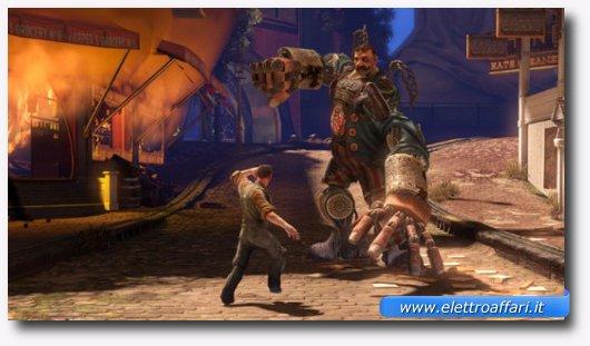 Immagine del gioco Bioshock Infinite