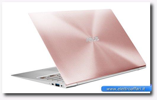 Immagine del notebook ASUS UX Zenbook UX21