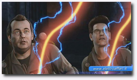 Immagine del videogioco GhostBusters: The Video Game