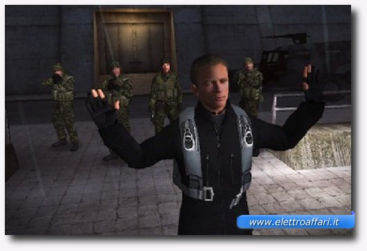 Immagine del videogioco GoldenEye 007: The Video Game