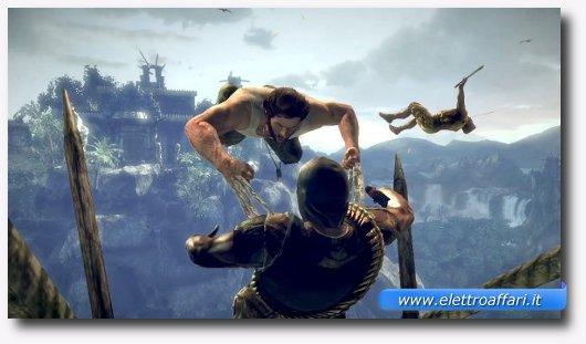Immagine del videogioco X-Men Origins: Wolverine Uncaged
