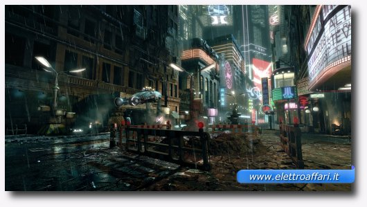 Immagine del videogioco Blade Runner : The Video Game
