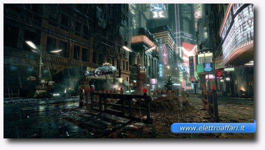 Immagine del videogioco Blade Runner : The Video Game