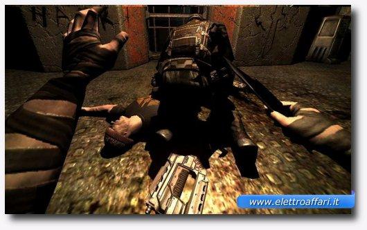 Immagine del gioco The Chronicles of Riddick: Escape From Butcher Bay