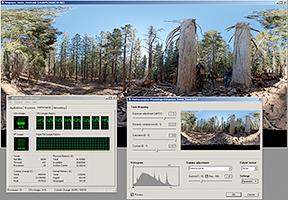 Immagine del programma Picturenaut per creare foto HDR