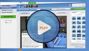 Immagine dell'applicazione TabSite per personalizzare Facebook