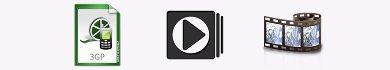 Convertire file 3GP e 3G2 in AVI o MPG