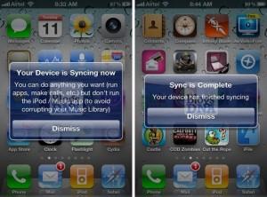 Immagine dell'app FreeSync di Cydia