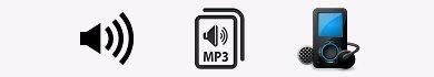 Modificare e normalizzare il volume dei file MP3