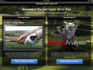 Immagine dell'app Everyday Golf Coach HD per iPad 3