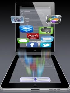 Immagine dell'app Assistente Vocale per iPad 3