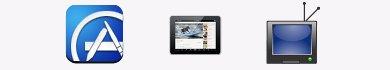 App per vedere la TV in streaming sull'iPad