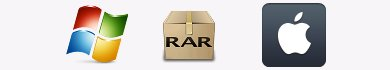 Come estrarre file RAR su Windows e Mac Os X