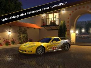 Immagine dell'app Real Racing 2 HD per iPad 3
