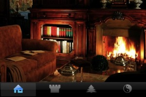 Immagine dell'app MyFirePlaces per iPhone