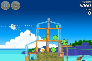 Immagine dell'app Angry Birds per iPhone