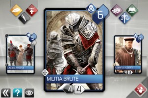 Immagine del gioco Assassin's Creed Recollection per iPad