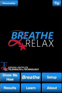 Immagine dell'app Breathe2Relax per iPhone
