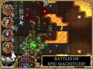 Immagine del gioco Companions per iPad