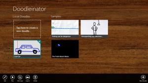 Immagine dell'applicazione Doodleinator per Windows 8