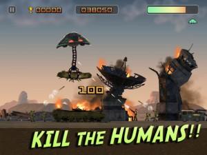 Immagine del gioco Grabatron per iPad