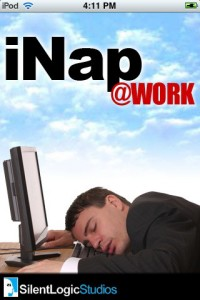 Immagine dell'app iNap@Work per iPhone